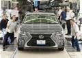 Lebih dari Dua Juta Toyota Dibuat di Amerika Utara pada tahun 2015 untuk Pertama Kalinya