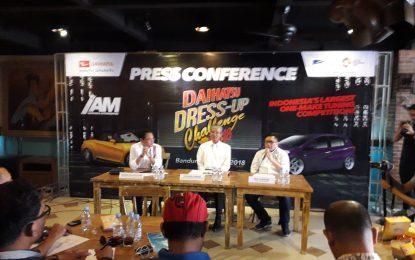 Daihatsu Dress Up Challenge 2018 Kunjungi Bandung