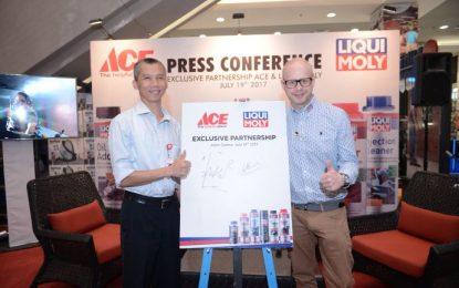 ACE dan LIQUI MOLY Hadiahkan Tiket Gratis Nonton MOTO GP Untuk Testimoni Terbaik