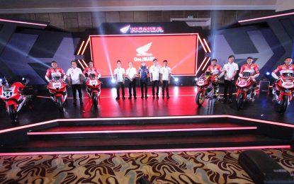AHM Siapkan Belasan Pebalap Indonesia Untuk Berlaga Di Level Asia