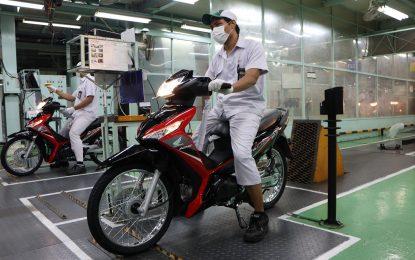 Si Motor Bebek Terlaris Punya Desain Baru Manis dan Minimalis