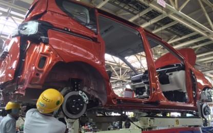 """Toyota Indonesia di Anugrahi """"Good Factory Award"""" 2016"""