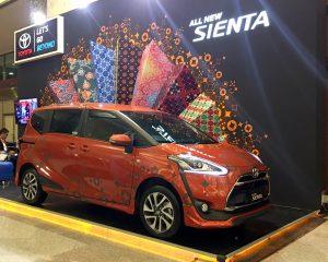 """Fakta terbaru,""""Mengapa kaum wanita cocok dengan Toyota Sienta """"."""