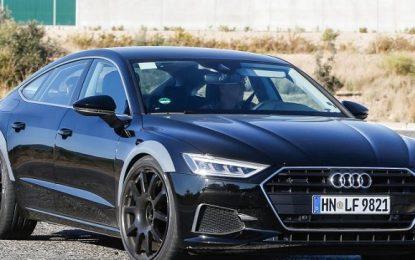 Audi RS7 2019 Tertangkap Kamera Paparazzi