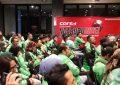 Ngabuburide, Corsa Ajak Ratusan Driver Online Bandung Buka Bersama