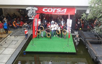 Achilles Corsa Gelar Roadshow Tire And Friends di Bandung