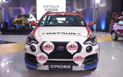 Berhambur Hadiah Menarik Beli Datsun Cross di IIMS