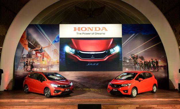 Honda Jazz Pimpin Market di Segmen Hatchback