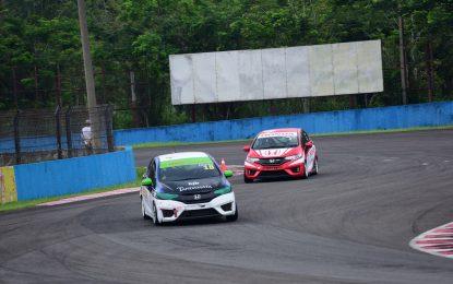 Tim Balap Honda Bandung Center Juarai HJSC Seri ke IV
