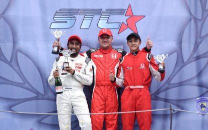 Alvin Bahar Juarai ITCC Seri 6