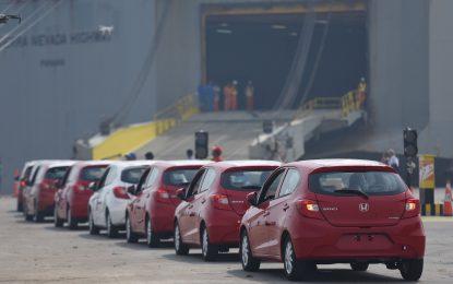 Honda Prospect Motor Mulai Kirim Brio ke Filipina
