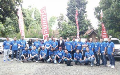 Jurnalis Bandung, Cirebon dan Tasik Jajal All New Terios