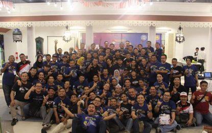 Ustadz Berpesan : Semoga TACI Jadi Komunitas Teladan dan Membawa Pesan Kebaikan