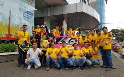 Toyota AGYA Club Surabaya Explore Jembatan Suramadu