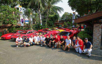 Ferrari Owners Club Indonesia Resmi Kantongi Sertifikasi Ferrari Classic Maintenance