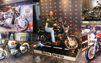 Royal Enfield Luncurkan Serangkaian Motor dan Gear  pada Gerai Eksklusif Pertamanya di Jakarta