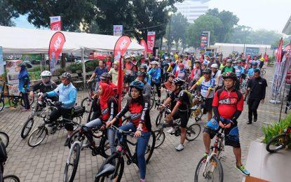 ACE Hardware Ajak Komunitas Bike Colony Kampanyekan Green Mobility