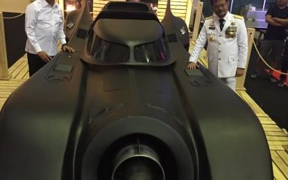 Mobil Batman jadi tamu istimewa Gubernur Sulsel