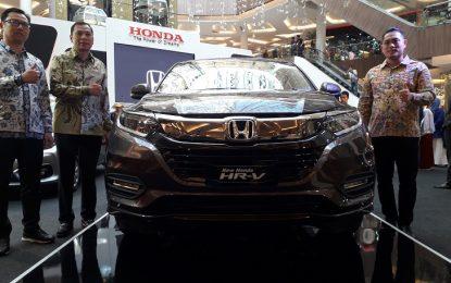 Honda Bandung Center Merilis Harga H-RV Facelift, Berikut Harganya !