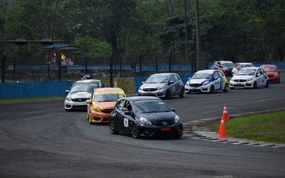 Night Race Brio dan Jazz Siap Melibas Sirkuit Sentul