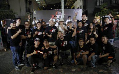Deklarasi Honda Bandung Tim HBT Sukses Di Gelar