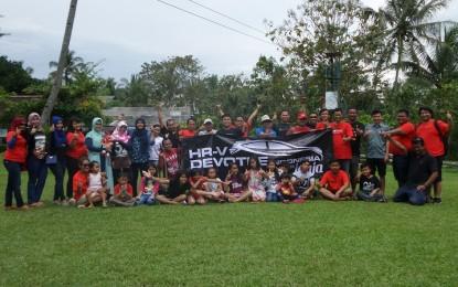 Honda HR-V Devotee Indonesia Family Gathering