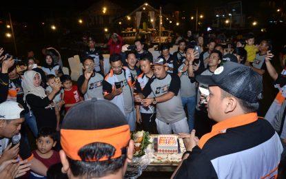 Menyambungkan Rasa , HONDA JAZZ SOCIETY Syukuran di Bandung