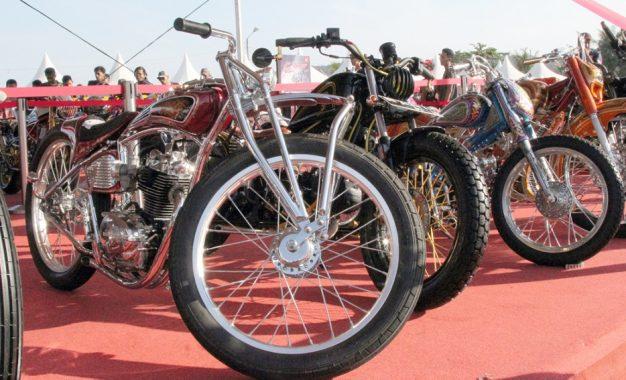 Kontes Modifikasi Motor Terbaik di Indonesia di Gelar Esok hari