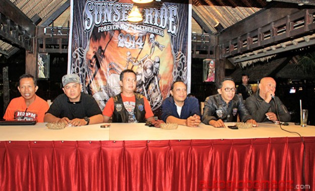 """HCB Siap Gelar """"Sunset Ride, Forever and Togetherness"""""""