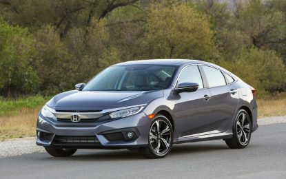 Honda Tawarkan Civic Versi Diesel