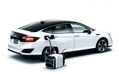 Di tengah Pasar Mobil Hybrid Amerika , Honda Kini Yang Terdepan