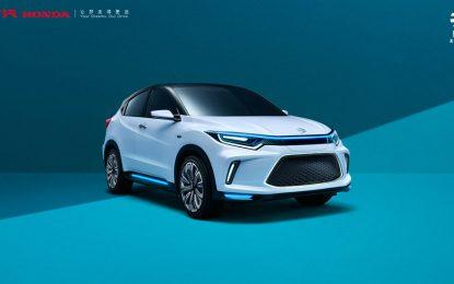 Honda Everus (EV) Debut Pertama Kali di Beijing Auto Expo 2018