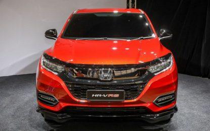 HR-V Facelift Kapan Masuk Indonesia, Apa Kata Honda?