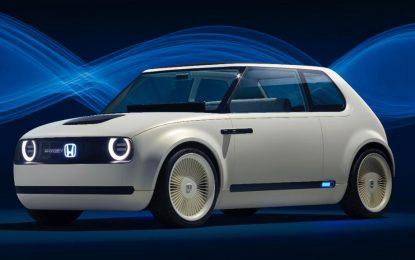 Platform masa depan mobil bertenaga baterai elektrik