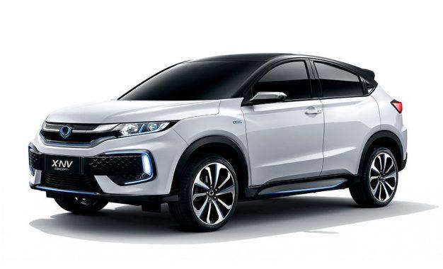 Luncurkan Mobil Listrik , Honda Gandeng Dongfeng Motor