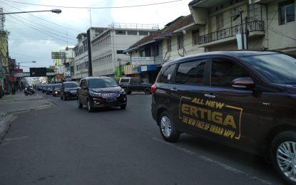 Suzuki Keliling Kota (City Touring) mulai dikenal warga Bandung