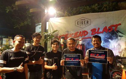 "GSX Lovers Indonesia Resmi Deklarasi ""2019 #Ganti Haters Jadi Lovers"""