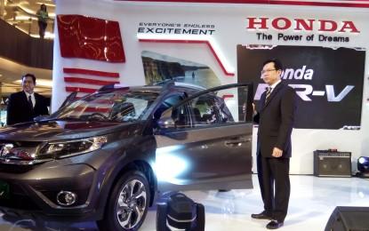 Harga Resmi Honda BR-V Di Umumkan Hari ini Di Bandung