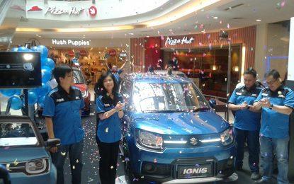 IGNIS Dengan Wajah Baru,Tampil di Bandung