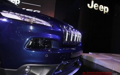 All New Jeep Cherokee resmi mengaspal di Indonesia