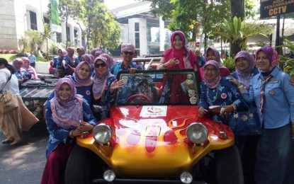 Komunitas Safari Bandung Dukung Gerakan Sosial di Jawa Barat