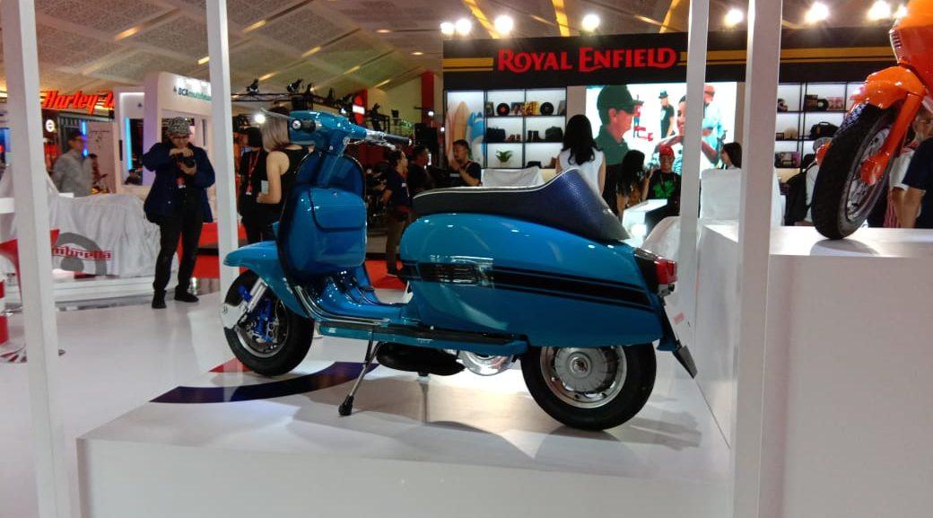 Si Legenda Lambretta Mulai Dipasarkan Harga Mulai 44 Juta Autoglobemagz Com Berita Komunitas Dan Otomotif Indonesia Autoglobemagz