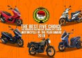 "Ini Lima Motor Pilihan Jurnalis "" FORWOT Motorcycle of The Year 2018″"