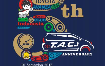ANNIVERSARY 5th TACI Community