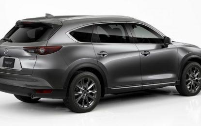 Mazda Seri CX-8 Memberikan Perasaan Tenang,Ternyata Ada Fitur G-Vectoring