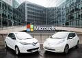 Renault-Nissan beraliansi dengan Microsoft