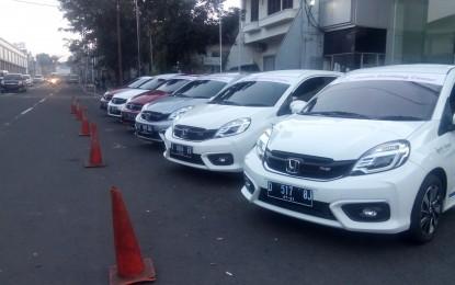 New Honda Brio RS Temani Perjalanan Pekerja Jurnalis Bandung