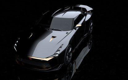 Nissan GT-R Italdesign Peringati 50 Tahun