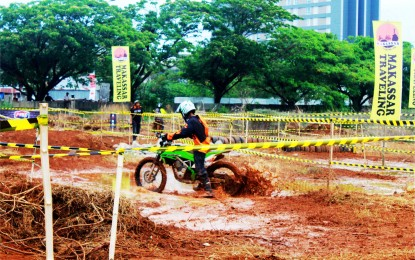 Kompetisi Off Road Mud Racing Makasar