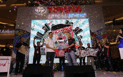 Toyota Fasilitasi Kreatifitas  Melalui Agya Show Off